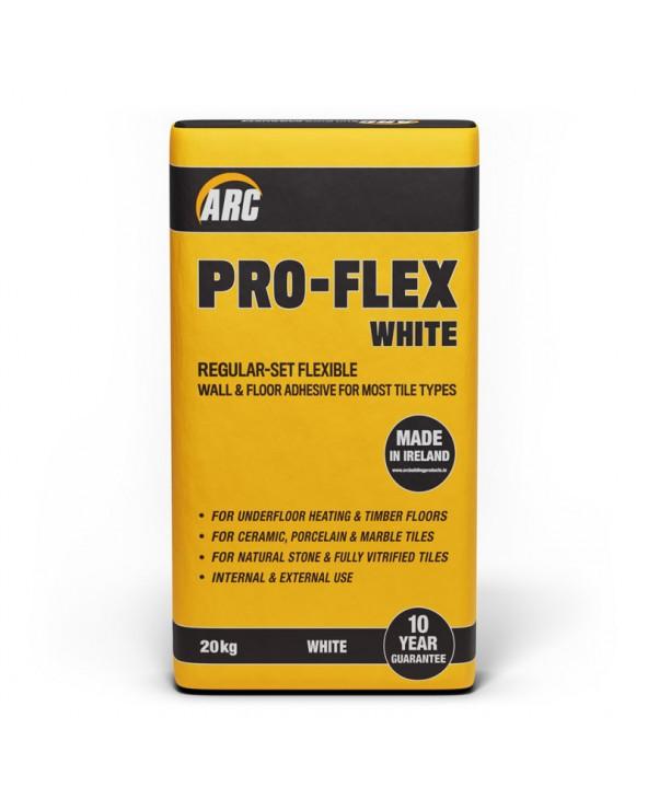 Pro-Flex White Adhesive 20kg