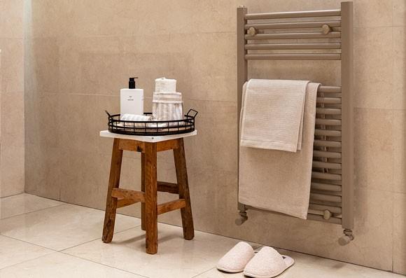 Heated Towel Rails   Bathroom Towel Radiators   World of Tiles