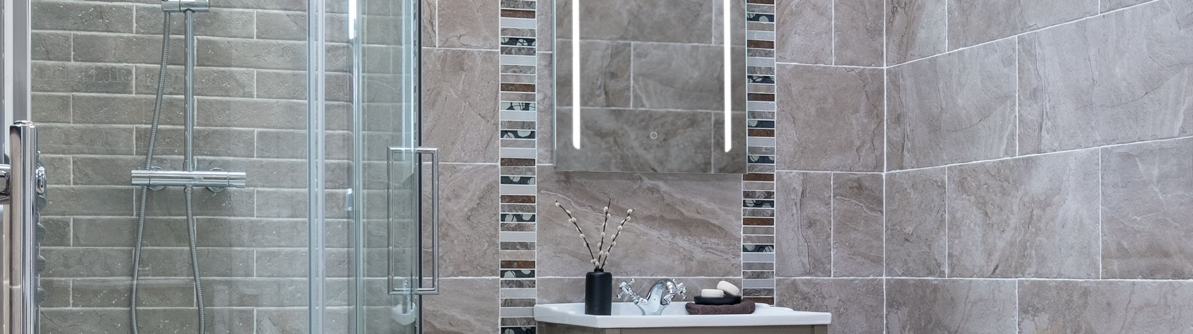 Bluetooth Mirrors & Cabinets | Bathroom Mirrors | World of Tiles
