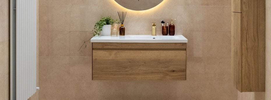 Wall Hung Vanity Units | Bathroom Furniture | Vanity Units | World of Tiles