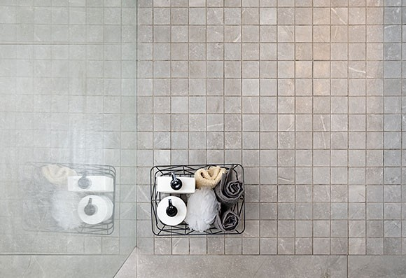 Mosaic Floor Tiles | Wet Room Tiles | World of Tiles, Bathrooms & Wood Flooring