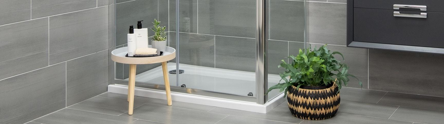 Shower Trays | World of Tiles, Bathrooms & Wood Flooring